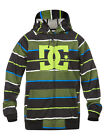 DC Replacement Softshell Tank Stripe Lime Mens