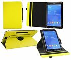 Universal 360° Rotating Wallet Case Cover for Medion LifeTab P8524 8 Inch Tablet