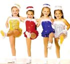 Внешний вид - Come Dance With Us Tap Costume with Hat & Gloves Christmas Color & Size Choice