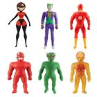Stretch Armstrong Toys Various Designs Vac Man Monster Joker X-ray OR Flash NEW