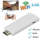 Pro Wireless Wifi Airplay Phone Screen to HDMI TV Dongle Adapter Mirror Display