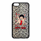 Cartoon Betty Boop IPHONE 5/5S/5C 6/6+/6S/6S+ 7/7+/7SE 8/8+/X S7/S7EDGE S8/S8+ £12.02 GBP on eBay