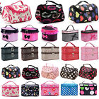 Makeup Travel Cosmetic Bag Case Multifunction Pouch Toiletry Wash Organizer Kit image