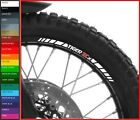 8 x Triumph Tiger XCx Wheel Rim Decals Stickers - 20 colors available - 800 1200 €11.84 EUR on eBay