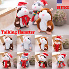 Cheeky Hamster Talking Mouse Pet Christmas Kids Gift High Quality Free Shipping