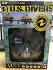 US Divers AirGo Full Face Snorkel System New in Sealed Box Air Go U.S.