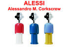 ALESSI Alessandro M. Corkscrew Various Colours FREE DELIVERY