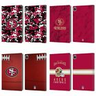 OFFICIAL NFL 2018/19 SAN FRANCISCO 49ERS LEATHER BOOK WALLET CASE FOR APPLE iPAD $15.42 USD on eBay