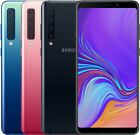 "Samsung Galaxy A9 2018 SM-A920F/DS Dual Sim (FACTORY UNLOCKED) 6.3"" 128GB"