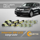 2014+ Acura MDX LED Light Bulb White - Complete Interior Package + License Plate