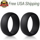 Kyпить SILICONE WEDDING RING Men Rubber Band by LiveLife BOGO ~ Pick 2 Colors на еВаy.соm