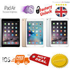 New Apple iPad Air Wi-Fi Cellular LTE 9.7 inch Space Grey Silver Sealed Unlocked