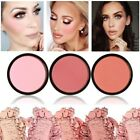 Face Blusher Blush Powder Brozner Highlighter Palette Contour Shadow Cosmetic