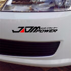 Practical Pet Reflective Jdm Power Car Sticker Bumper Decal Great Quality Gift
