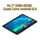 "HD 10.1"" inch Android 7.11 4G+64G 10 Deca Core Tablet Dual 3G SIM Phone Phablet"