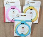 Lifefactory 2 Pack Multi Sensory Silicone Teether Brand New baby teethers set