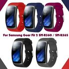 Silicone Wrist Band Strap For Samsung Gear Fit 2 and Fit2 Pro SM-R360 / SM-R365 image
