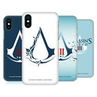 OFFICIAL ASSASSINS CREED III LOGOS HARD BACK CASE FOR APPLE iPHONE PHONES