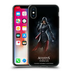 ASSASSIN'S CREED SYNDICATE CHARACTER ART SOFT GEL CASE FOR APPLE iPHONE PHONES