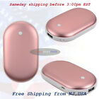 Pocket Hand Warmer Heater USB Charger Electric Rechargeable 5000mAh Power