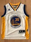 Kevin Durant Golden State Warriors White Youth Stitched Jersey NWT Free Shipping on eBay