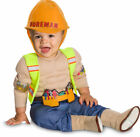Rubies Lil Construction Worker Foreman Infant Toddler Halloween Costume 510531