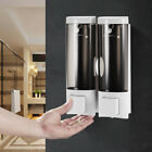 500ml Single Bottle Automatic Soap Dispenser with IR Sensor Wall-mounted US