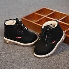 Fashion Leisure Children Shoes Martin Boots Anti-skid Shoes for Boys Girls JG