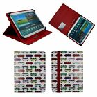 Universal Executive Wallet Case Cover Folio Fits Kocaso MX1086 10.1 Inch Tablet
