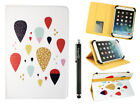 Universal Executive Wallet Case Cover Folio Fits Voyo i8 Max 10.1 Inch Tablet PC