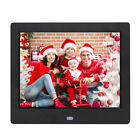 Slim 8 Inch LED Digital Photo Frame Video Music 1024x768 Human Motion Induction