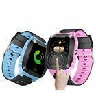 GPS Tracking Device Anti-lost SOS Call Children Smart Watch Safety Tracker-Kids