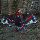 1Pcs Pixie Wings Fairy Costume Accessory Tippet Nymph Beach cape Butterfly cape