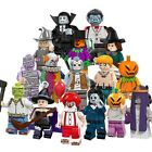 Freddy Jason zombie-themed horror minifigures of characters from the movies