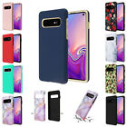 For Samsung Galaxy S10 G973 Fusion Dual Layer Impact Case Cover+ Prytool