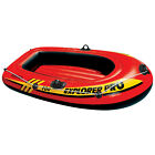 Intex Explorer Pro Rubber Dingy Boat Oars Inflatable Paddles Pump 1/2/3 Person