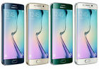 Samsung Galaxy S6 Edge 128GB SM-G925T Unlocked GSM 4G Android Smartphone