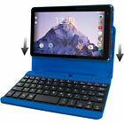 "RCA Voyager Pro 16GB 7"" Touch-S Quad-Core Android 8.1 Oreo PC Tablet w/Keyboard"