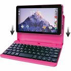 """RCA Voyager Pro 16GB 7"""" Touch-S Quad-Core Android 8.1 Oreo PC Tablet Keyboard"""