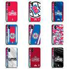OFFICIAL NBA LOS ANGELES CLIPPERS BLACK METALLIC ALUMINUM FOR iPHONE PHONES on eBay