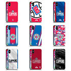 OFFICIAL NBA LOS ANGELES CLIPPERS SILVER METALLIC ALUMINUM FOR iPHONE PHONES on eBay