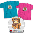 Star Wars x Pokemon Teddiursa Wicket W. Warrick Ewok Rebel Unisex Tee T-Shirt $16.2 USD on eBay
