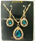 FASHION JEWELLERY NECKLACE AND EARRINGS SET 5 DIFFERENT STYLES