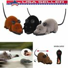 Funny Remote Control RC Wireless Rat Mouse Toy For Pet Cat Dog Novelty Gift