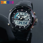 SKMEI Mens Multi-function Sports Watches Outdoor Digital Quartz Wristwatch 1016 image