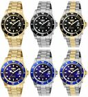 Invicta Men's Pro Diver Stainless Steel 40MM Watch- Choose Color 26970 - 26975