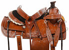 Roping Saddles Used 15 16 Comfy Pleasure Trail Ranch Western Horse Tack Set