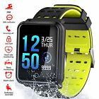 Fitness Tracker Smart Watch for iPhone Samsung LG Google iOS Push Notifications