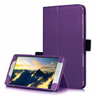 For Samsung Galaxy Tab A A6 7.0 8.0 10.1 10.5 Tablet Case Smart Leather Cover
