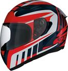 Z1R Strike OPS Attack Cont Street Helmet Red/White/Blue